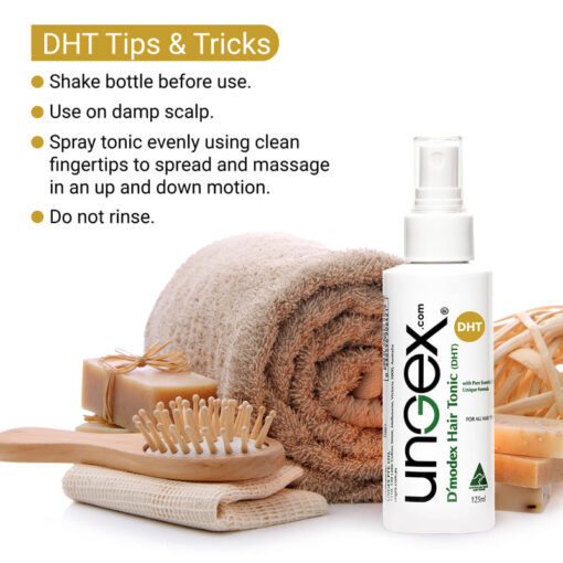 treat itchy skin-dht